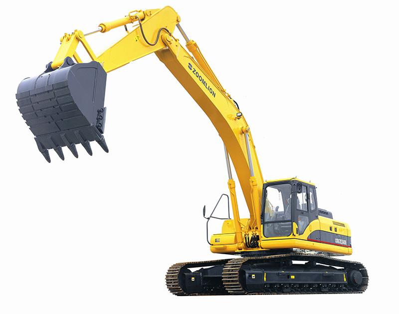 Zoomlion-Crawler-Excavator-Ze360e